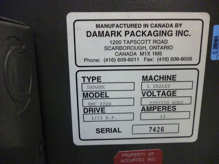 damark packaging inc Use the settings below to indicate what you are searching for.