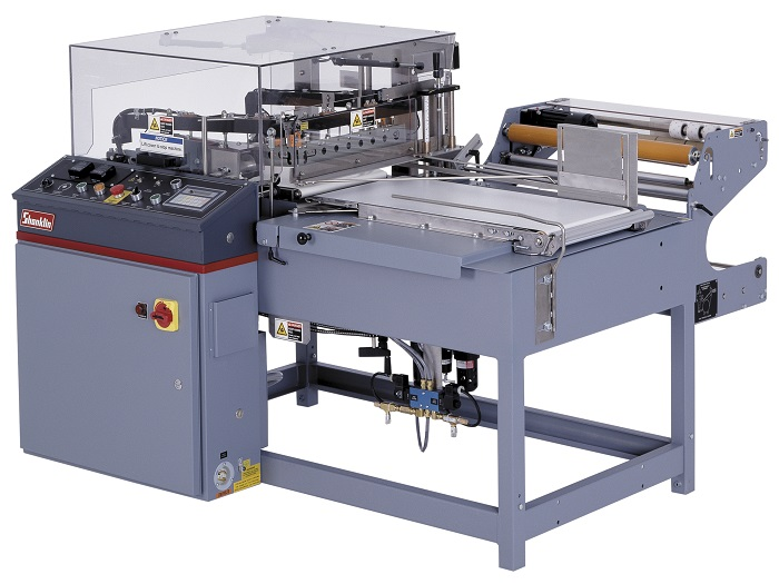 Shanklin automatic l sealer a26a impak packaging for Food bar packaging machine