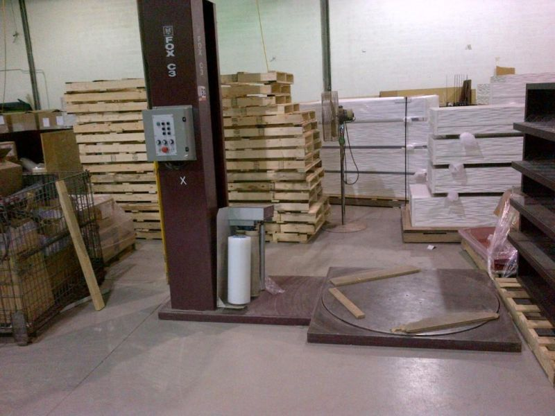 stretch wrap machine rental