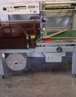 k pak shrink wrap machine