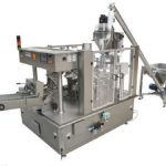 Rotary Doypack Pouch Filling Equipment