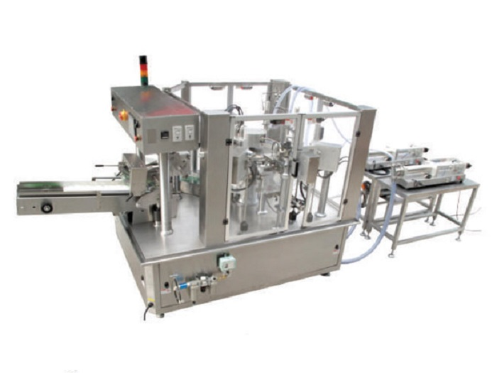 Rotary Doypack Pouch Filling Machine
