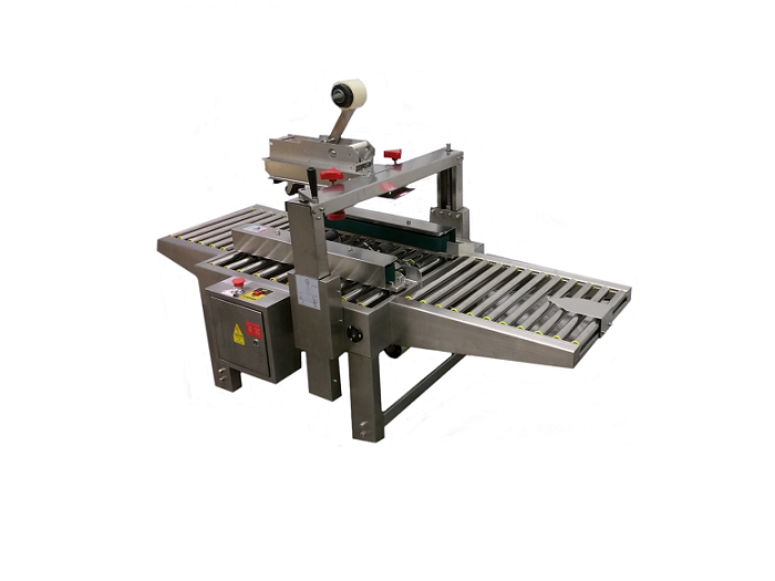 IMPAK 3023 stainless steel case sealer