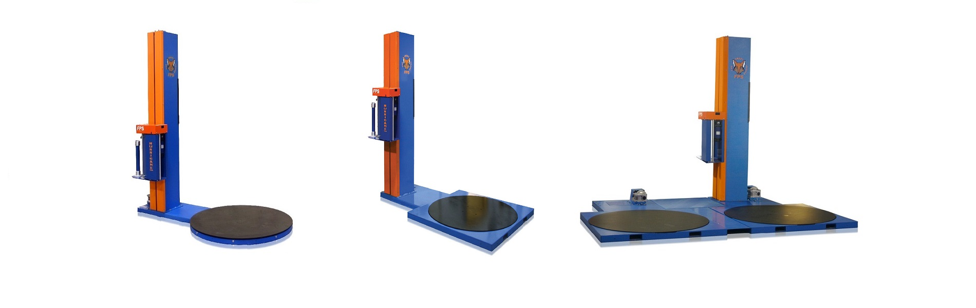 Stretch Wrapping Machines - Fox Pallet Wrappers