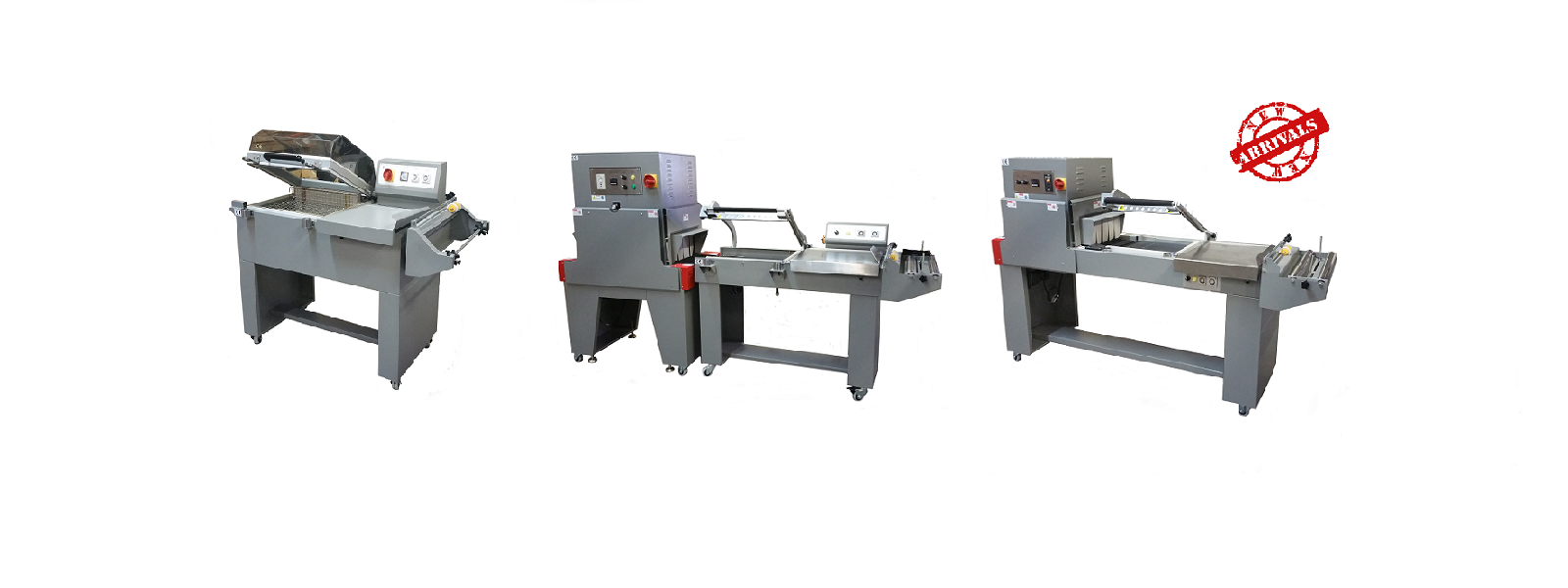 Shrink Wrapping Machines - Impak L Sealers