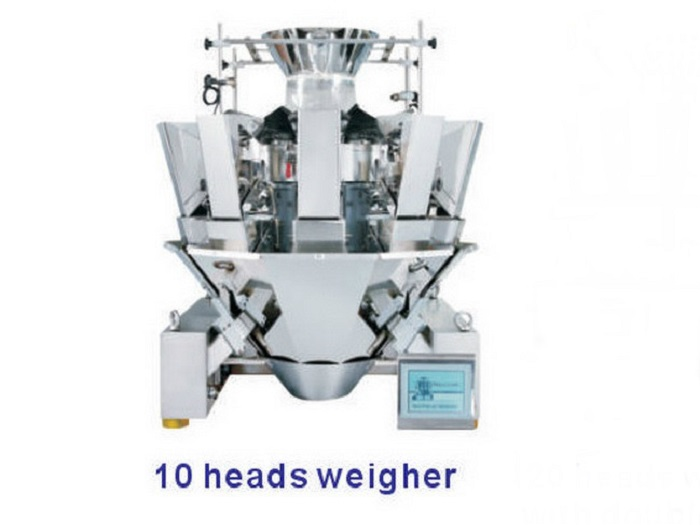 Pro Pack Multi Head Scaling Systems - 10 Heads Weigher