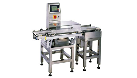 New Scaling System - Check Weigher