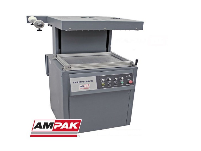Ampak Thrifty Pack Skin Packaging System TP1824A