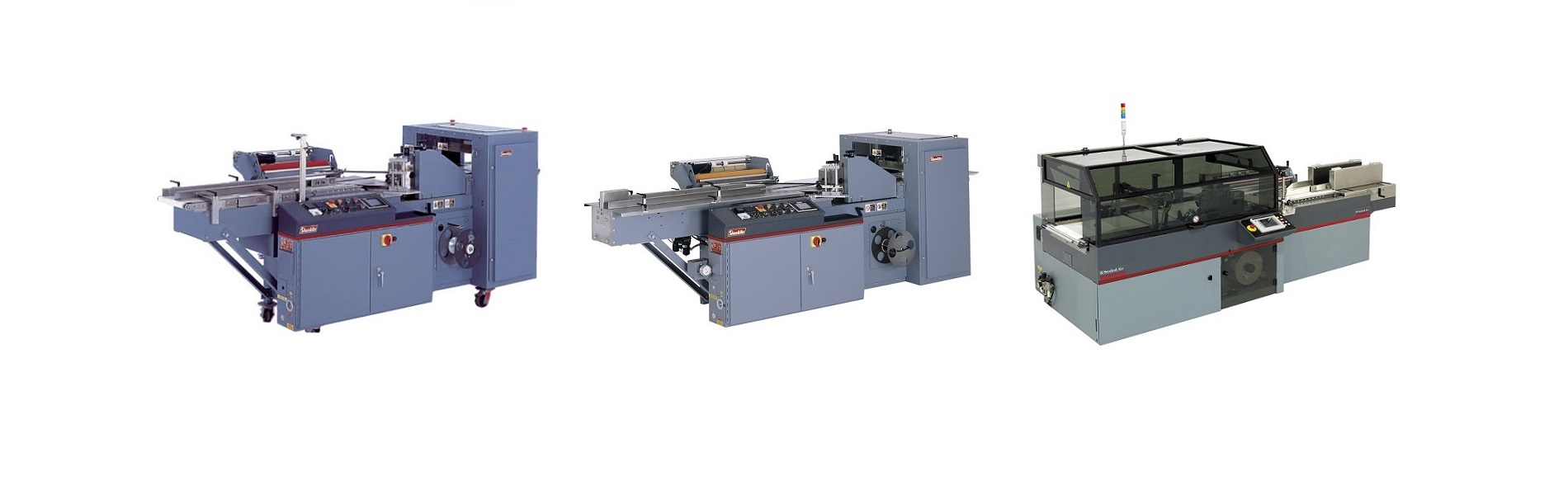 Shrink Packaging Equipment - Side Sealers
