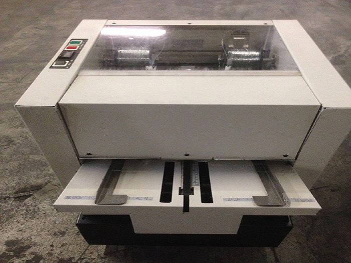 Watkiss vario second hand booklet maker seriously digital pty ltd.