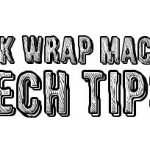 Shrink Wrap Machines Tech Tips