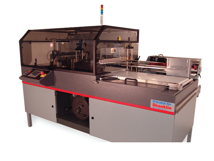Side Sealers - Shanklin Triumph 2 Shrink Wrap Machine