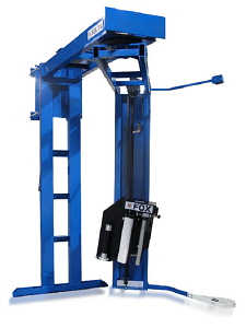 Stretch Wrapping - Rotary Arm Pallet Wrapper
