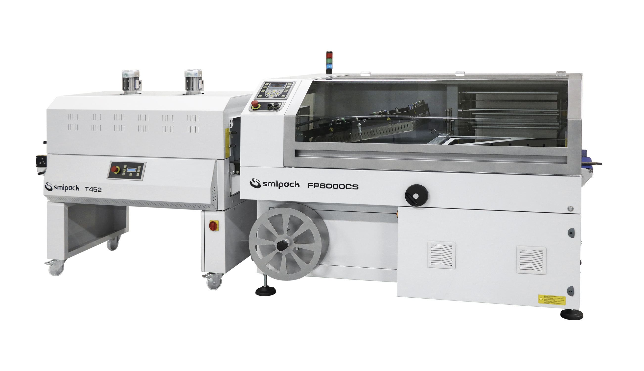 SMI Pack FP 6000CS automatic sealer