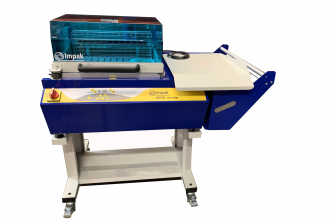 Impak 4255 One step shrink wrapper